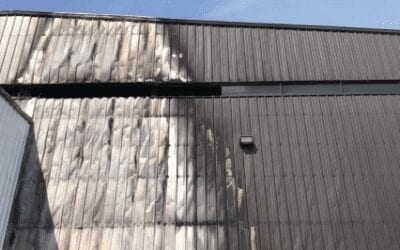 Spray Foam and Fireproof Coating Prove Successful in Fiery Crash